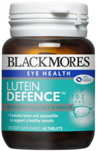 Antioxidant Formula Containing Lutein and Zeaxanthin that may help to Defend Against Free Radical Damage in the Macula