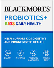 Contains Four Clinically Trialled Probiotic Strains, Plus a Prebiotic and Vitamins to Support Kids Digestive and Immune Health