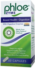 Made from New Zealand Kiwifruit with Digestive Enzymes for Bowel Health and Digestion
