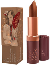 Dazzling Copper Colour with Maximum Impact and a Royal Touch, and is Nourishing on the Lips