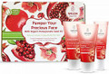 Contains Pomegranate Firming Day Cream, Pomegranate Firming Night Cream, Pomegranate Firming Eye Cream, and 2 Pomegranate Firming Face Serum sachets