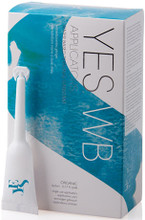 YES WB is a natural bio-adhesive gel, which adheres to the vaginal walls to lubricate, moisturise and protect the surface layers of the vagina