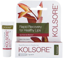 Contains a triple dose of active ingredients, Horopito, Vitamin E and Lanolin, to fight the source of lip discomfort and support rapid recovery for healthy lips