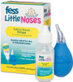 Each pack contains Saline Nasal Drops 25ml with FESS Nasal Aspirator
