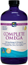 Contains EPA and DHA with omega-6 GLA from borage oil, and omega-9