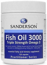 Contains all the EPA and DHA of 3000mg, in an easy to swallow 1500mg softgel capsule