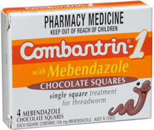 Contains Active Ingredient Mebendazole, for Threadworm  in Adults and Children 2 Years of Age and Older