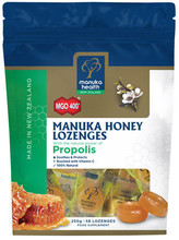 Contains High Grade MGO™ 400+ Manuka Honey with the Natural Power of Propolis