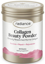 Contains Clinically Researched Marine Collagen to Help Repair, Restore and Rejuvenate Your Skin