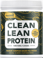 Made with Premium European Golden Protein which is Allergen-free and 100% Natural Vegetable Protein