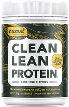 Made with Premuim European Golden Protein which is Allergen-free and 100% Natural Vegetable Protein that's Great for Every-Body