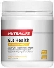 Contains Prebiotics, Glutamine and Slipper Elm to Soothe and Support the Digestive System