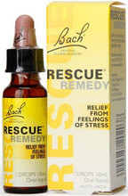 Contains a Blend of Five Different Bach Flower Remedies - Star of Bethlehem, Rock Rose, Cherry Plum, Impatiens and Clematis