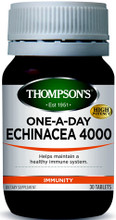Contains a Blend of Echinacea Purpurea Root and Flowering Tops, and Echinacea Angustfolia Root for Immune System Support