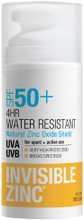 Natural Zinc Oxide Shield with 4 Hours Water Reistance for Sports and Active Use