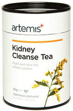 Contains Certified Organic Loose Herbs Birch leaf, Golden Rod, Horsetail, Nettle and Raspberry Leaf to Support Your Kidneys and Keep them Functioning Well