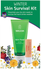 Each pack contains Weleda Skin Food 75ml Plus Everon Lip Balm 4.5g