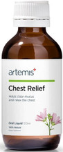 Contains Certified Organic Herbs, Mullein, Thyme, Grindelia, Aniseed Oil, Licorice, Marshmallow Root and Plantain, to Help Clear Mucus and Relax the Chest