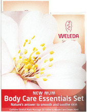 Contains Stretch Mark Massage Oil 100ml and Nipple Care Cream, 36ml
