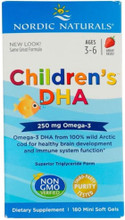 Contains  DHA Omega-3, Sourced from 100% Wild Arctic Cod for Healthy Brain Development and Immune System Function