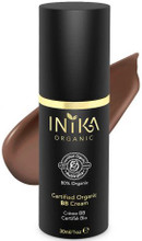 Contains Prickly Pear, Pomegranate, Avocado and Jojoba Oils to moisturise and hydrate skin while providing coverage