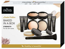 Contains INIKA Organic Signature Products, for an Everyday Radiant Complexion