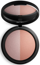 INIKA Baked Mineral Blush Duo Pink Duo is a Natural, Mineral Blush Duo, ideal for light to medium skin colour