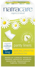 Made with certified organic cotton, ecologically-certified cellulose pulp, corn starch, non-toxic glue with a compostable starch film wrapper