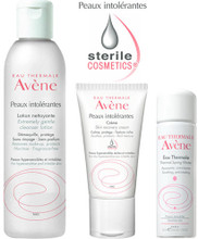 Contains Extremely Gentle Skin Cleanser 50ml, 2x Skin Recovery Cream 5ml and Thermal Spring Water 50ml