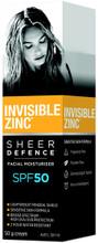 Contains Zinc Oxide - 27% w/w, Providing Broad Spectrum High UVA/UVB Protection