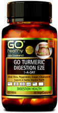 Contains a Blend of Turmeric and Aloe Vera Combined with Key Herbs and Nutrients to Support Digestive Health