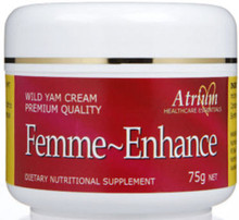 Contains a Powerful Blend of Organic Wild Yam and Natural Oils to Support Healthy Hormone Balance