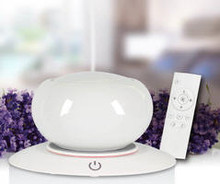 Premium quality ultrasonic ceramic aroma diffuser is beautiful to look at, and built to last.