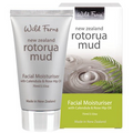 Wild Ferns Rotorua Mud Facial Moisturiser with Calendula and Rosehip Oil 75ml