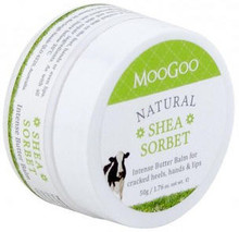 Rich in Shea Butter for dry cracked skin