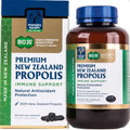 Contains New Zealand Propolis, Providing High Levels of Bioactives that Support Immune Defences and Powerful Antioxidant Protection for Health and Wellbeing