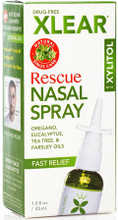 Formula Includes Pau d'Arco, and Essential Oils Oregano, Parsley, Eucalyptus, and Tea Tree for Fast, Effective Relief of Nasal Congestion