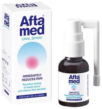 Formulated with Hyaluronic Acid to Provide Effective Relief from Painful Mouth Irritations