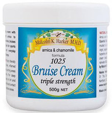Contains Arnica and Chamomile to Cool the Skin, and Soothe Bruising