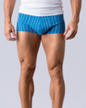 Confitex Man Brief Short Large Moderate Absorbency Blue - Limited Edition