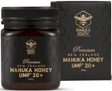 Contains 100% UMF® 20+ Manuka Honey