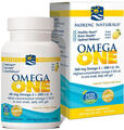 Contains Concentrated Omega-3 Fish Oil plus Vitamin D3 in One Small, Daily Soft Gel