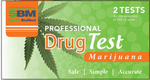 Provides a rapid, one step test for the qualitative detection of THC in urine
