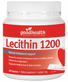 Good Health Lecithin 1200 Capsules 200