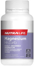 Combines Magnesium Glycinate and Magnesium Amino Acid Chelate in a Vegan Friendly, Easily Absorbed Format