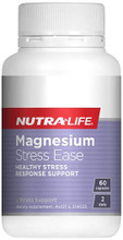 Contains a a Unique Formula with Magnesium and Herbs Ashwagandha, OciBest™ Holy Basil & Rehmannia to Support a Healthy Stress Response