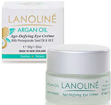 Contains Argan Oil, Pomegranate Seed Oil & Vit E to Helps Reduce the Appearance of Fine Lines and Wrinkles