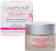 Skin Renew Firming Creme with Collagen, Goji Berry & Kiwifruit Extract for a Silky Smooth Complexion