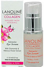 Intensive Eye Serum with Collagen, Chamomile & Hibiscus Flower Extract