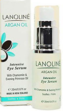 Fragrance free Intensive Eye Serum withArgan Oil, Chamomile and Evening Primrose Oil